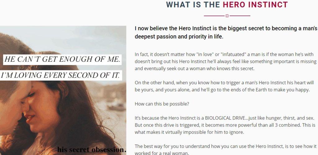 how to trigger your husbands hero instinct - his secret